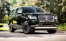Cars wallpapers Lincoln Navigator L Black Label - 2017