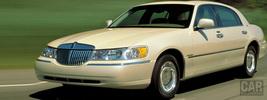 Lincoln Town Car - 2002