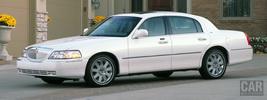 Lincoln Town Car Cartier - 2003
