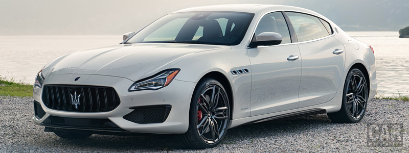 Обои автомобили Maserati Quattroporte GTS GranSport US-spec - 2018 - Car wallpapers