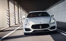 Обои автомобили Maserati Quattroporte GTS GranSport US-spec - 2018
