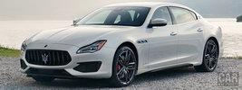 Maserati Quattroporte GTS GranSport US-spec - 2018