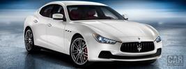 Maserati Ghibli Q4 - 2013