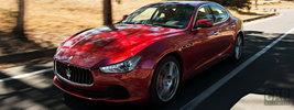 Maserati Ghibli S - 2015