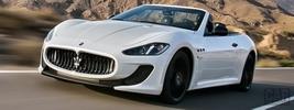 Maserati GranCabrio MC - 2013