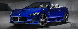 Maserati GranCabrio MC Centennial Edition - 2014
