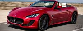 Maserati GranCabrio Sport - 2012