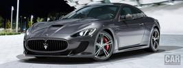 Maserati GranTurismo MC Stradale - 2013