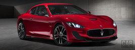 Maserati GranTurismo MC Stradale Centennial Edition - 2014