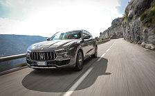 Обои автомобили Maserati Levante Diesel GranLusso - 2018