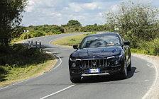 Обои автомобили Maserati Levante S Q4 GranLusso - 2018