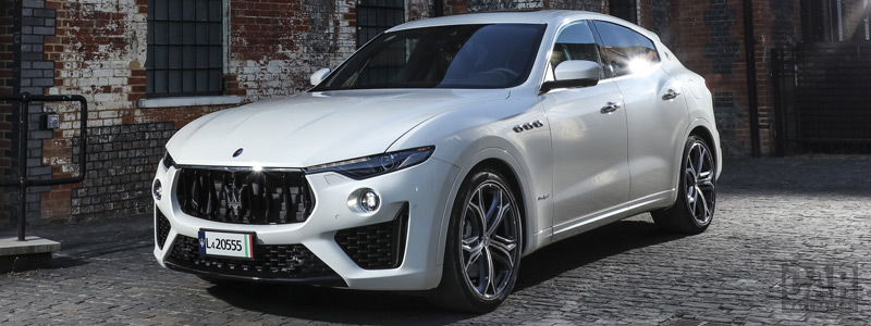 Обои автомобили Maserati Levante S Q4 GranSport - 2018 - Car wallpapers