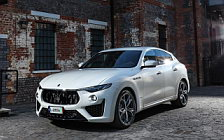 Обои автомобили Maserati Levante S Q4 GranSport - 2018