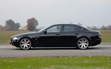 Обои автомобили Maserati Quattroporte Sport Gt S - 2007
