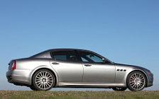 Обои автомобили Maserati Quattroporte Sport Gt S - 2008