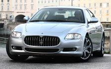 Обои автомобили Maserati Quattroporte - 2008