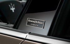 Обои автомобили Maserati Quattroporte Ermenegildo Zegna - 2014