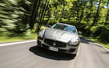 Обои автомобили Maserati Quattroporte S Q4 - 2015