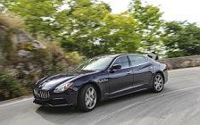 Обои автомобили Maserati Quattroporte GTS GranLusso - 2016
