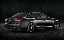 Обои автомобили Maserati Quattroporte S Nerissimo - 2018