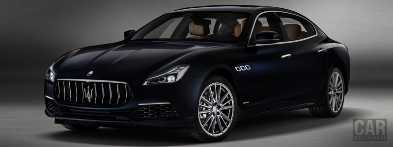 Обои автомобили Maserati Quattroporte S Q4 GranLusso - 2018 - Car wallpapers