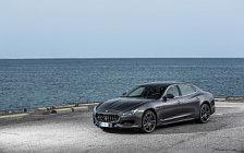 Обои автомобили Maserati Quattroporte S Q4 GranSport - 2018