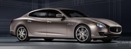 Maserati Quattroporte Ermenegildo Zegna - 2014