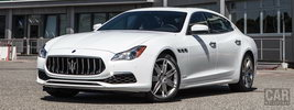 Maserati Quattroporte GTS GranLusso Venetian Heritage - 2017