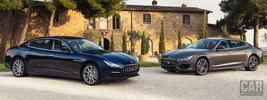 Maserati Quattroporte GranLusso & GranSport - 2018