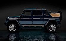 Cars wallpapers Mercedes-Maybach G 650 Landaulet - 2017
