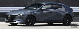 Mazda 3 Hatchback US-spec - 2019