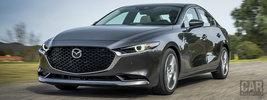Mazda 3 Sedan US-spec - 2019