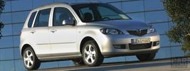 Mazda 2 - 2003