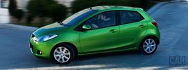 Mazda 2 - 2008