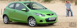 Mazda 2 3door UK spec - 2008
