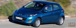 Mazda 2 5door - 2010