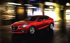 Обои автомобили Mazda 3 Sedan - 2013