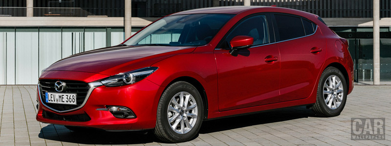 Cars wallpapers Mazda 3 Hatchback - 2016 - Car wallpapers