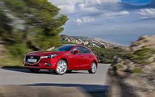 Cars wallpapers Mazda 3 Hatchback - 2016