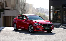 Cars wallpapers Mazda 3 Sedan - 2016