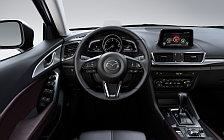 Обои автомобили Mazda 3 Sedan - 2016