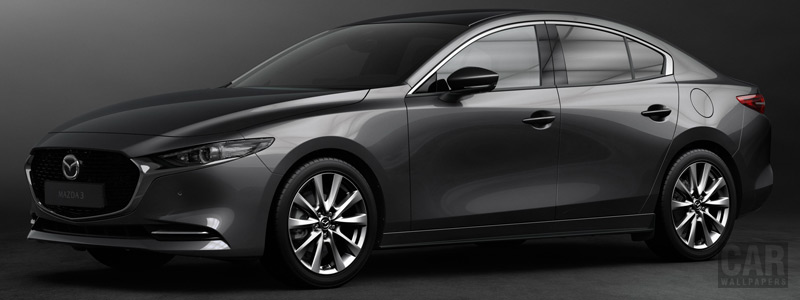 Обои автомобили Mazda 3 Sedan - 2019 - Car wallpapers