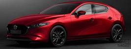 Mazda 3 Hatchback - 2019