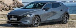 Mazda 3 Hatchback (Polymetal Grey Metallic) - 2019