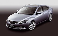 Cars wallpapers Mazda 6 Hatchback 2007