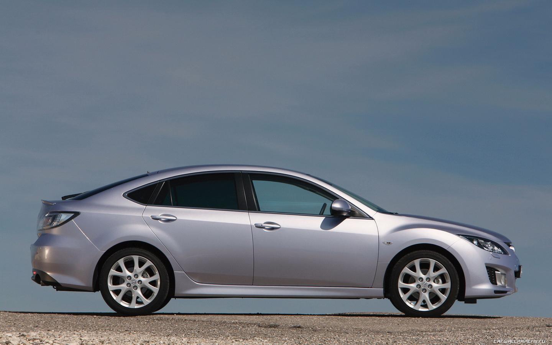 Worksheet.      Mazda 6 Hatchback Sport Appearance