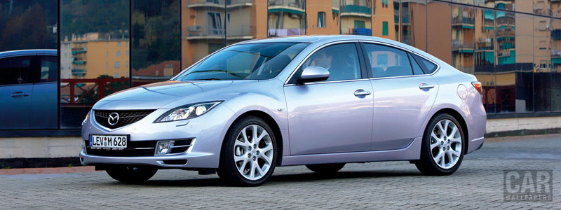 Cars wallpapers Mazda 6 Hatchback - Car wallpapers