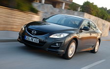 Cars wallpapers Mazda 6 Hatchback - 2010