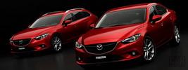 Mazda 6 - 2012