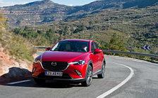 Обои автомобили Mazda CX-3 AWD - 2015